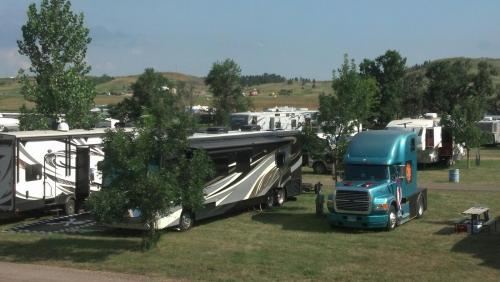 30 amp RV sites